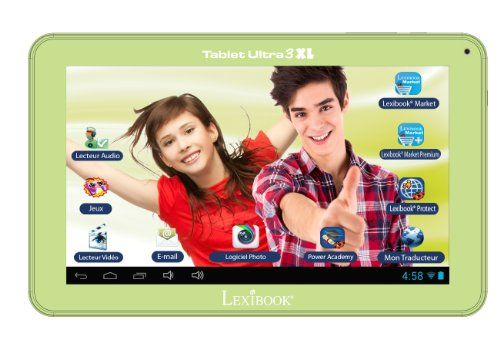 Lexibook – Mfc191Fr – Jeu Electronique – Tablet Ultra 3 Xl – 9 Pouces | Your #1 Source for Toys and Games