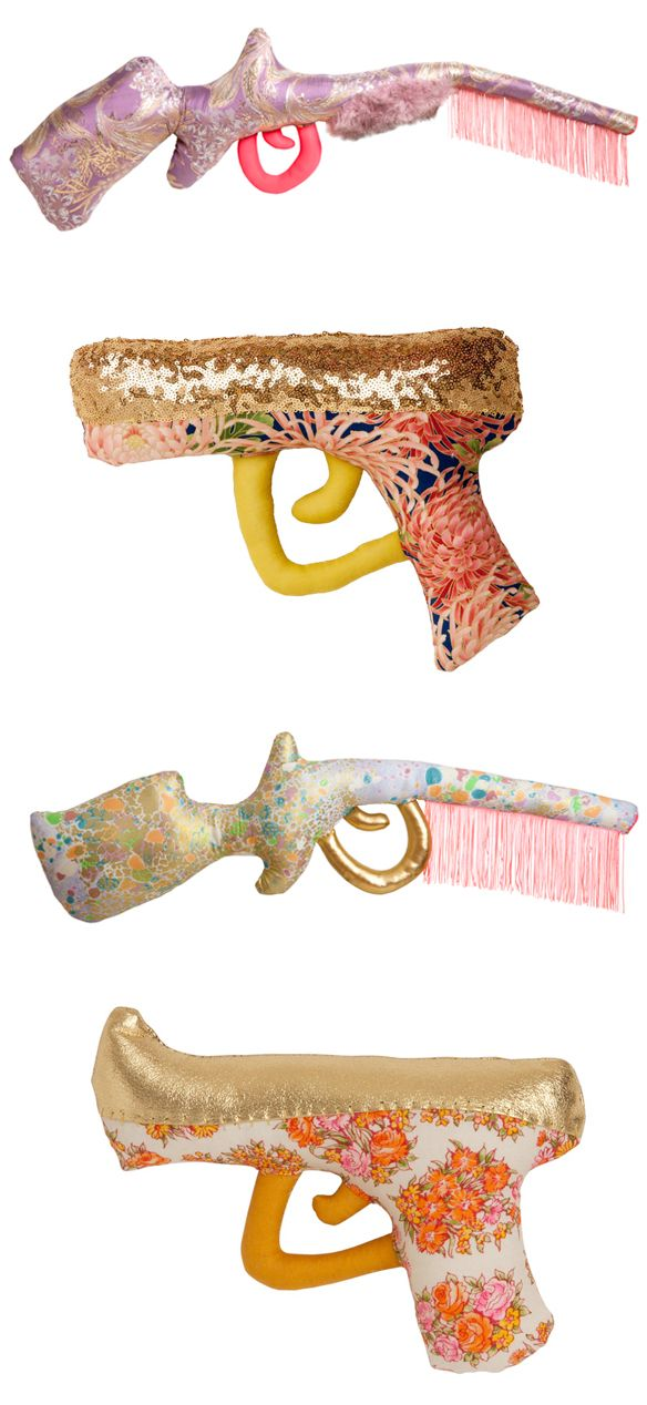 """The Jealous Curator ; curated contemporary art """"warm guns 'n bloated flags"""""""