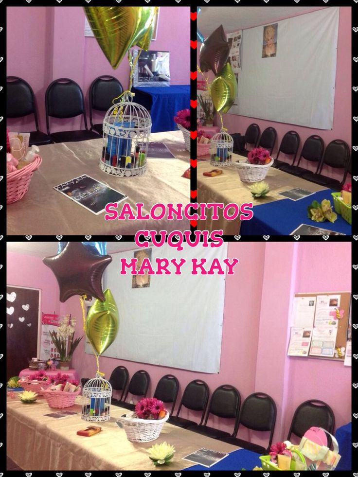 17 Best Images About SALONCITOS MUY CUQUIS MARY KAY On
