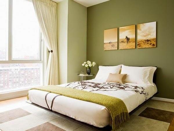 Si estamos aburridos de la decoración de nuestra casa, con tan solo un poco de pintura lo podemos cambiar todo.