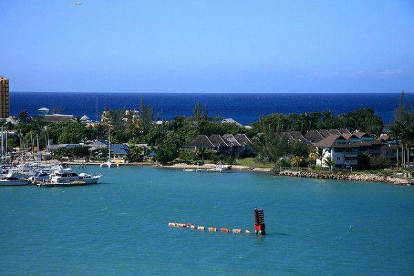 Interesting Facts About Jamaica: Montego Bay Landscape, Jamaica