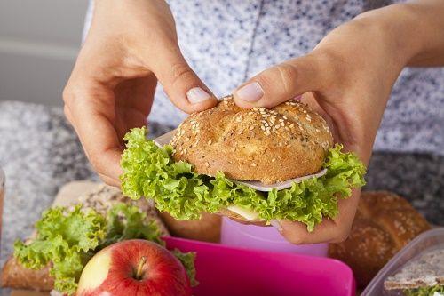 Σνακ στο σχολείο Απέργη Κυριακή Διαιτολόγος Διατροφολόγος