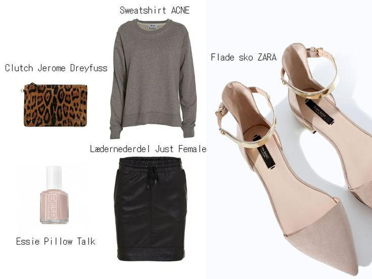 Forårsfornemmelser med flade sko  Flade sko med spidse snuder bliver en af forårets store skotendenser.De er perfekte til at gøre en femini...