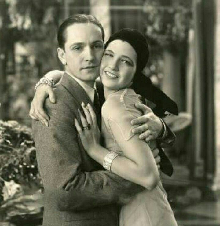 Freddie & Kay Francis in  The Marriage Playground 1929