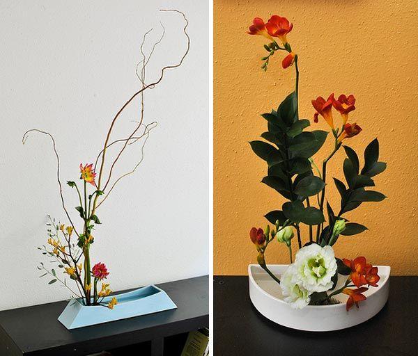 unique flower arrangements I want to make