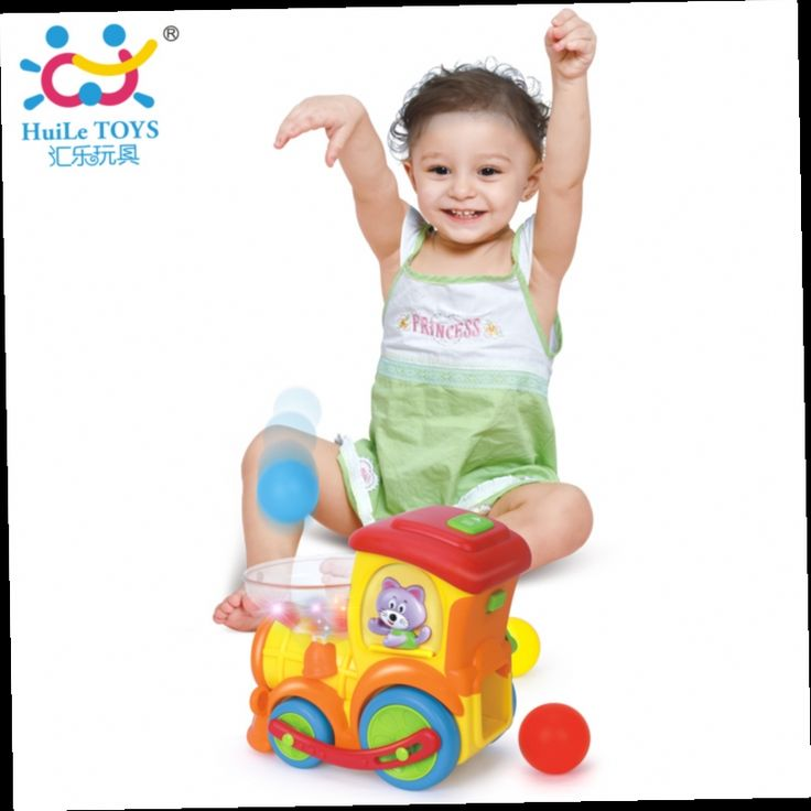 47.00$  Watch here - http://alidpt.worldwells.pw/go.php?t=1986360973 - Free Shipping Early Development Toys Brinquedos Eletronicos Train with basketball functions/music/light Do Do Train HUILE TOYS 47.00$