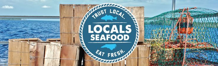 Locals Seafood | Fresh from NC Fishermen This is awesome...how did I not know about this before?