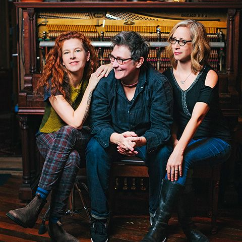 American singer-songwriter talks about the tensions, surprises and joys of new project with k.d. lang and Laura Veirs.