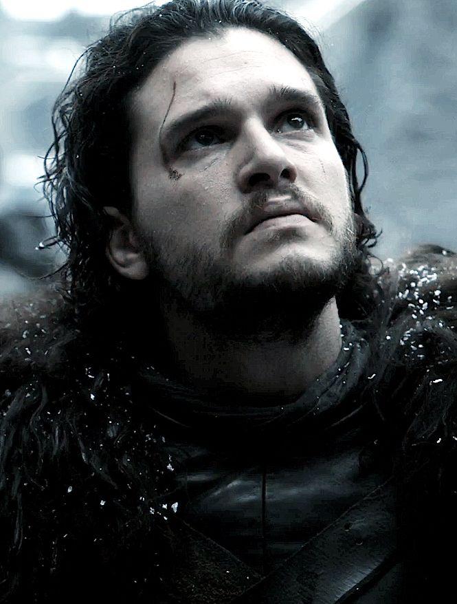 Kit Harington | Jon Snow | Game of Thrones Season 6