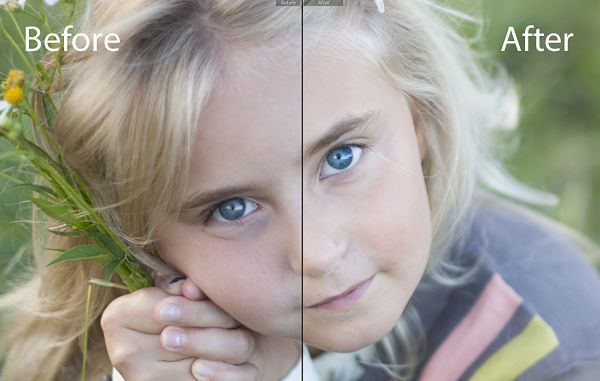 How to Correct Skin Tones in Lightroom