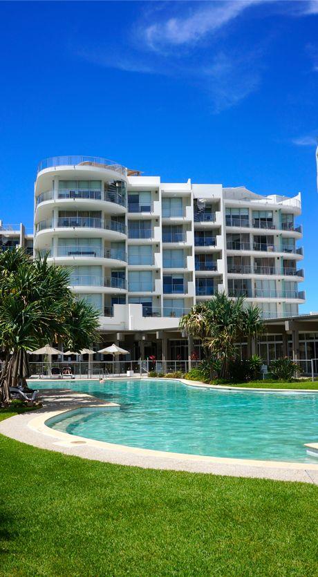SurfAir Hotel Resort, Marcoola // DM2 Architecture, Brisbane