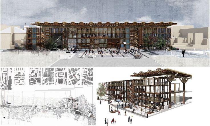 Studio 1 Urban Mediations, Diploma in Architecture Nottingham | Katharina Borsi - Academia.edu