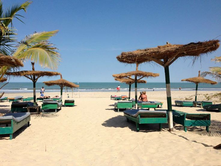 Travelling - Gambia