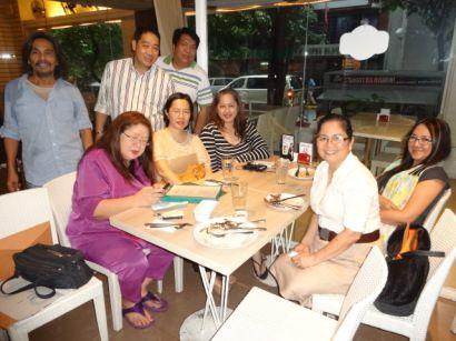 MeetUps at Plantation RestoBar Palanca St. Makati City