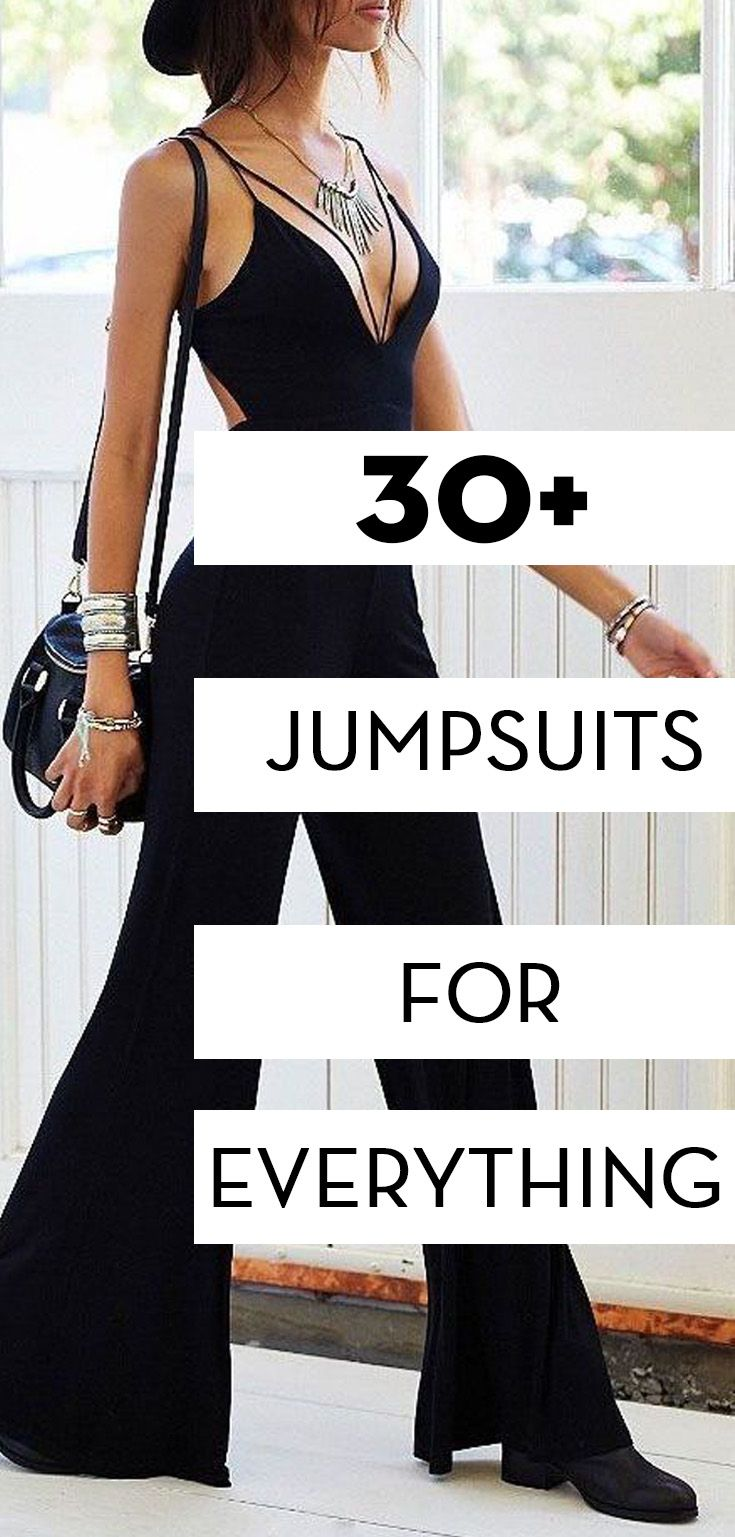 30+ Jumpsuits for every style