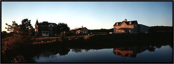 Peninsula Ridge Winery in Niagara