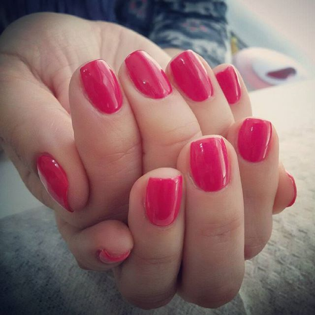 """All Dahlia-Ed Up"" by @gelish_official @biskuyt"
