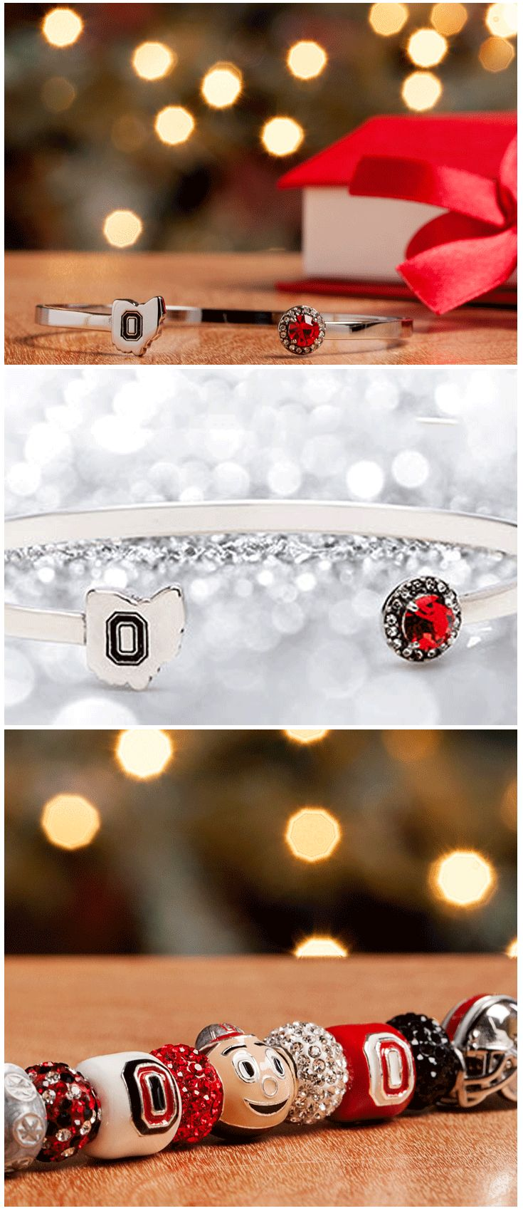 Ohio State Jewelry | Stone Armory. www.StoneArmory.com