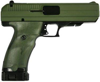 Hi-Point Firearms | Hi-Point Firearms 34512 Hi-P Pistol .45 ACP 4.5in 9rd OD Green for ...