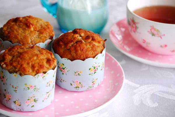 Cocochocbanana Muffins -- super love this recipe. I tried it for the first time and it was the best banana muffin recipe I've ever baked!