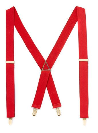 red suspenders | Topman