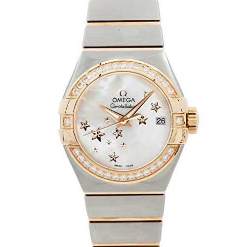 Omega Constellation automatic-self-wind womens Watch 123.25.27.20.05.002 (Certif...