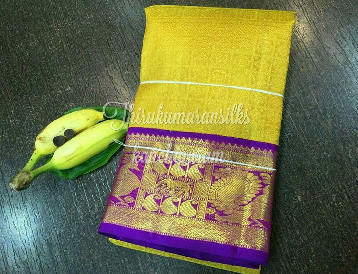 #aesthetic #kanjivarams from  Thirukumaransilks,can reach us at +919842322992/WhatsApp or at thirukumaransilk@gmail.com for more collections and details