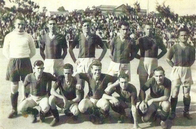 Olhanense - 1949 /50