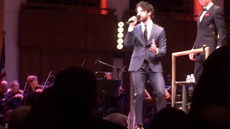 You and Me (But Mostly Me) - Darren Criss & Steven Reineke - Broadway Today - 02.27.2016.
