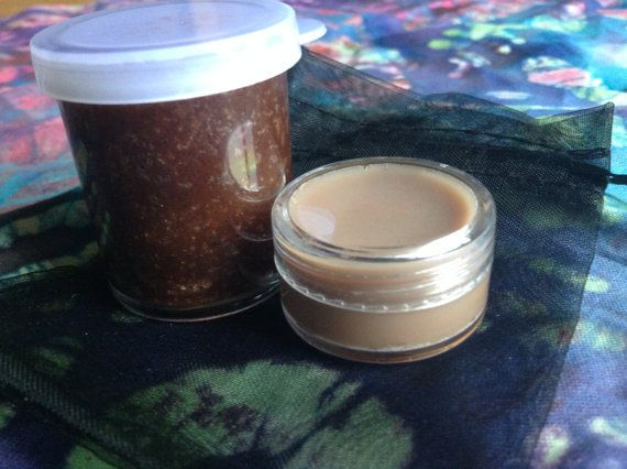 Check out this item in my Etsy shop https://www.etsy.com/ca/listing/475804285/chocolate-macaroon-lip-scrub-and-lip