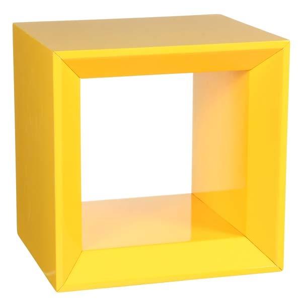 Nicho cubo multiforma aberto amarelo leroy merlin tudo - Cubos leroy merlin ...