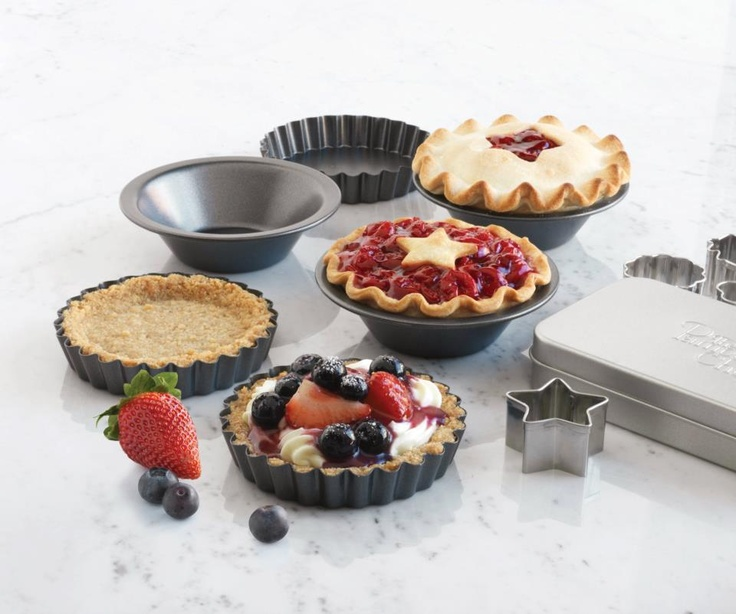 Deep tart quiche pan with removable bottom hard VERY