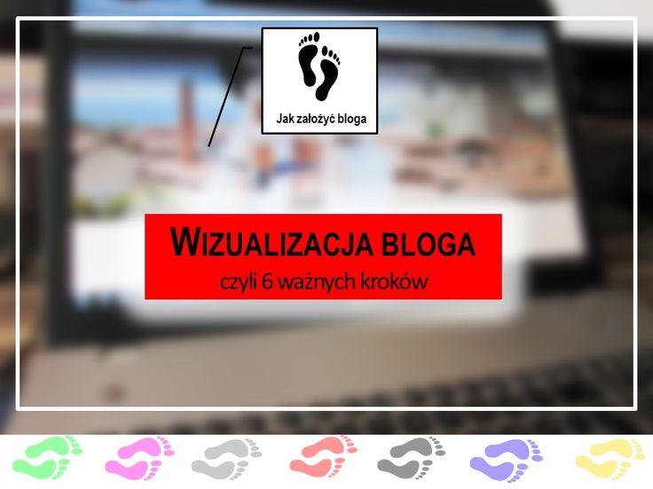 Publikacja o logo, projekcie graficznym i innych ważnych elementach wyróżniających bloga.