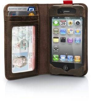 BookBook Case for iPhone 4 $59 bn.com: Gifts Ideas, Home Gifts, Bookbook Cases, Books Cases