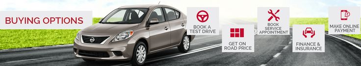 Book test drive or service appointment, get on-road price, make online payment & know about finance & insurance options for Nissan and Datsun car at Shakti Nissan Mumbai.