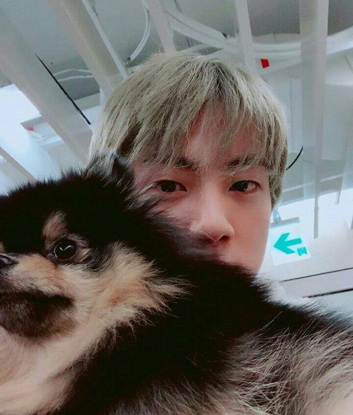 JIN with Yeontan | #KimSeokjin #JIN #BTS in 2019 | Bts