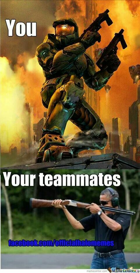 Almost every time... On the rare occasion do I actually get a reliable teammate who actually knows how to do shit
