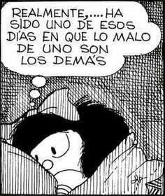 35 Frases reflexivas de Mafalda que te dejarán Pensando - Taringa!