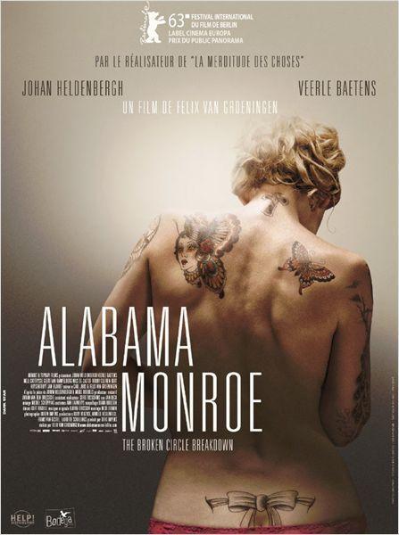 Alabama Monroe, Félix Van Groeningen (2013) - Quelle beauté, quelle musique, quelle tristesse, QUEL COUP DE CŒUR !