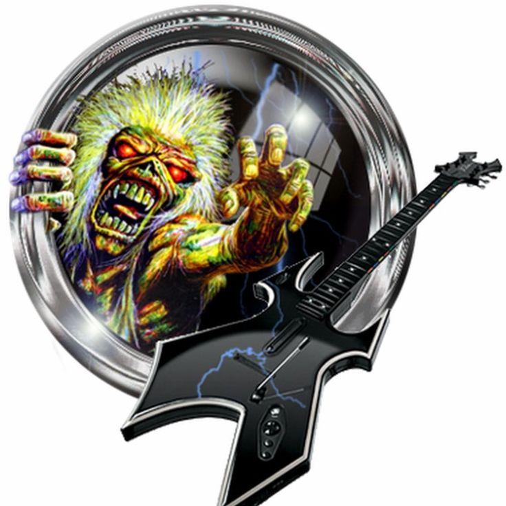 Iron Maiden - Eddie