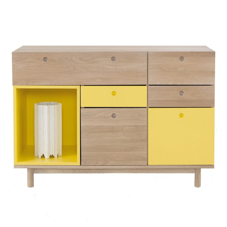 Wewood Pandora Solid Wood Sideboard | Available from Beut.co.uk