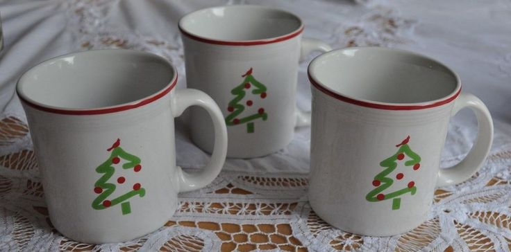 225 Best Images About ♥️ Christmas Fiestaware ♥️ On Pinterest