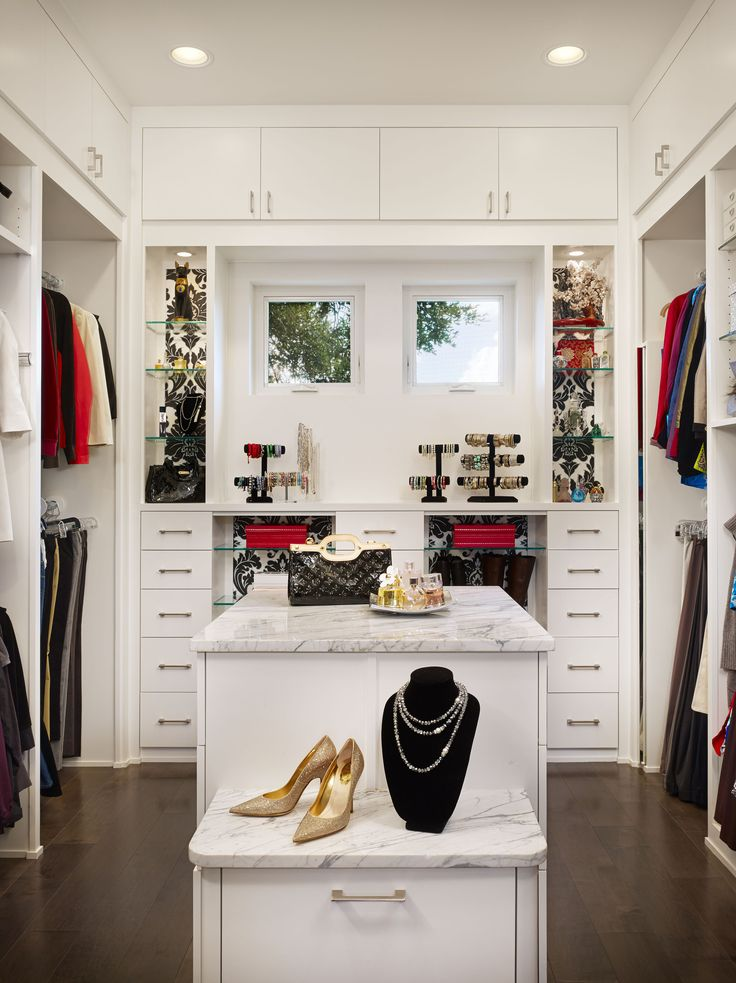 Inspiring Walk In Closets For A Luxury Home