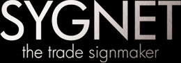 Sygnet signs are a trade sign manufacturer in Leicester city centre who have been established since 1974.