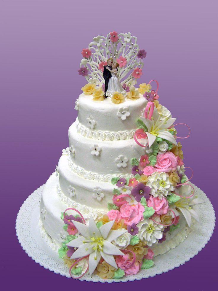 Заказ тортов свадебные торты королёв