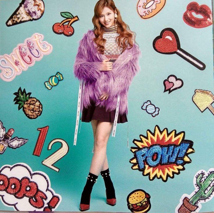 Twice-Sana Japan 2nd Single #CandyPop