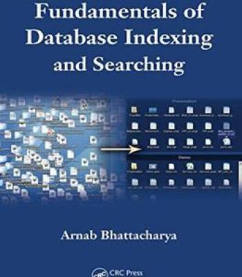 Fundamentals Of Database Indexing And Searching PDF