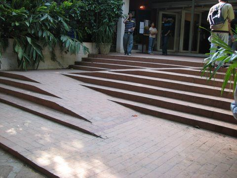 wheelchair ramps don't have to be ugly or look like after-thoughts.