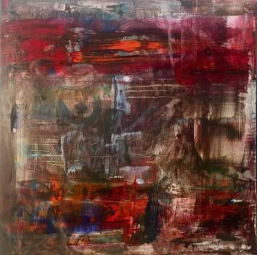 "Saatchi Art Artist Mo Negm; Painting, """"Noon (after Richter)"". *Original and prints for sale*."" #art"