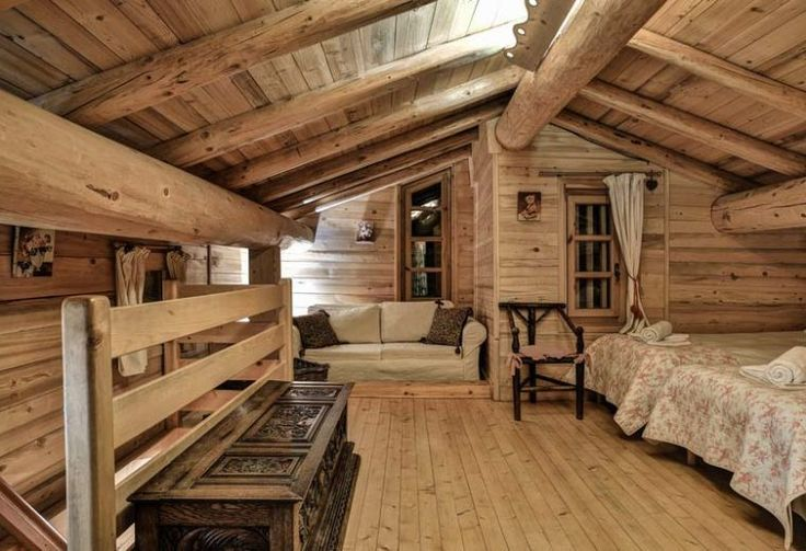 Chalet le Bullou – Twin Room